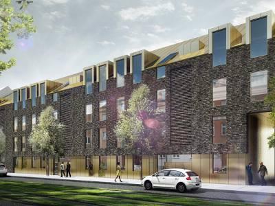 August Have - Bæredygtige boliger i Odense