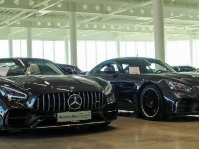 Innovativt Mercedes bilhus i Middelfart
