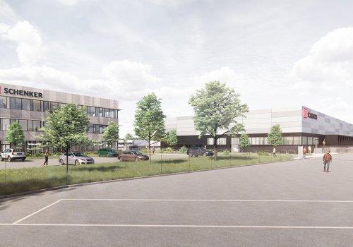 Nyt DGNB-certificeret logistikcenter i Taulov